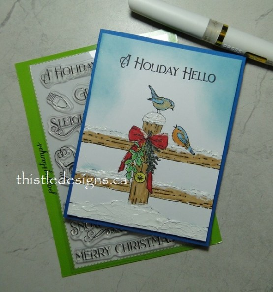 Winter Tales Holiday Card