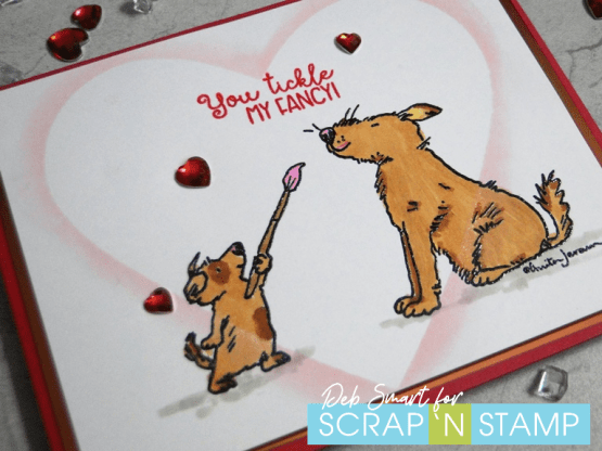 Scrap 'N Stamp Puppy Love Blog Hop
