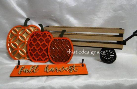 Fall Harvest Wagon