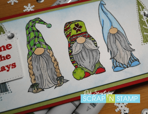 Gnomes for the Holiday Blog Hop