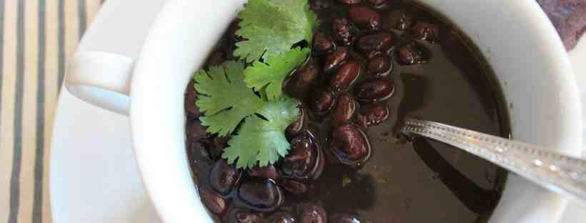 Salsa Black Bean Soup