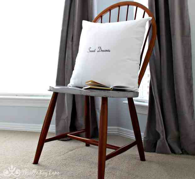 Sweet Dreams Windsor Chair