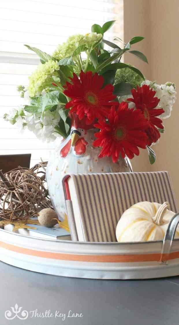 Creating A Fall Arrangement