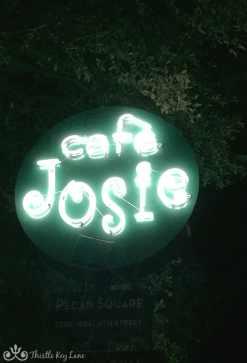 Cafe Josie Austin