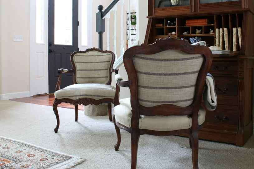 French Chairs Update Part II