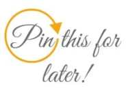 Pin it sign