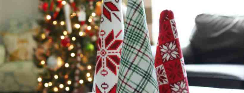 Ugly sweater trees from Lolly Jane
