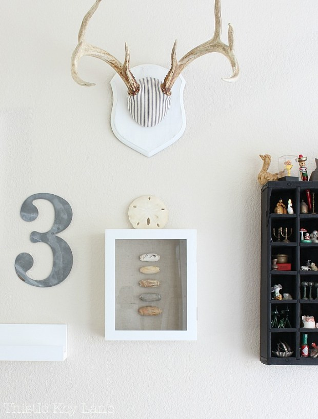Easy framing ideas with shadow boxes