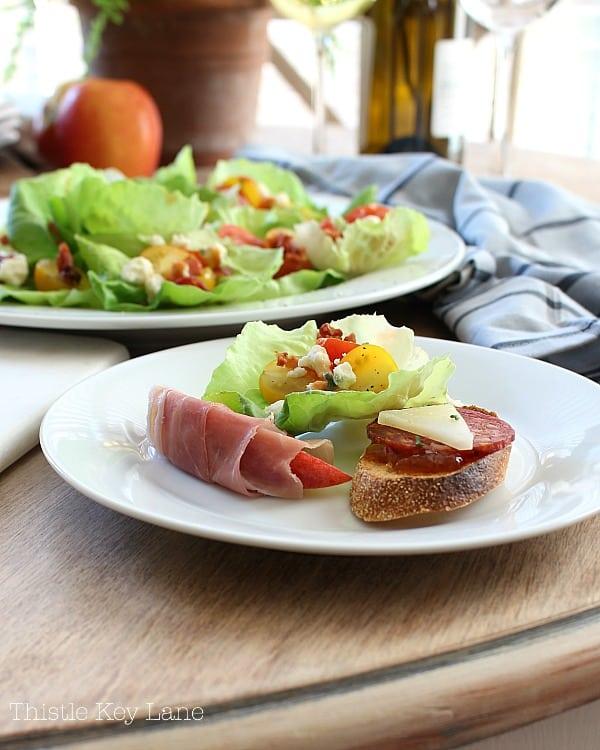 Three delicious appetizer recipes. #easyrecipes #appetizerrecipes