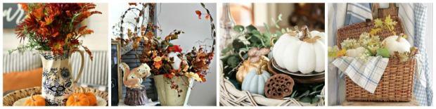 Bountiful Fall Baskets 1