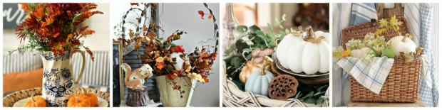 Bountiful Fall Baskets 1