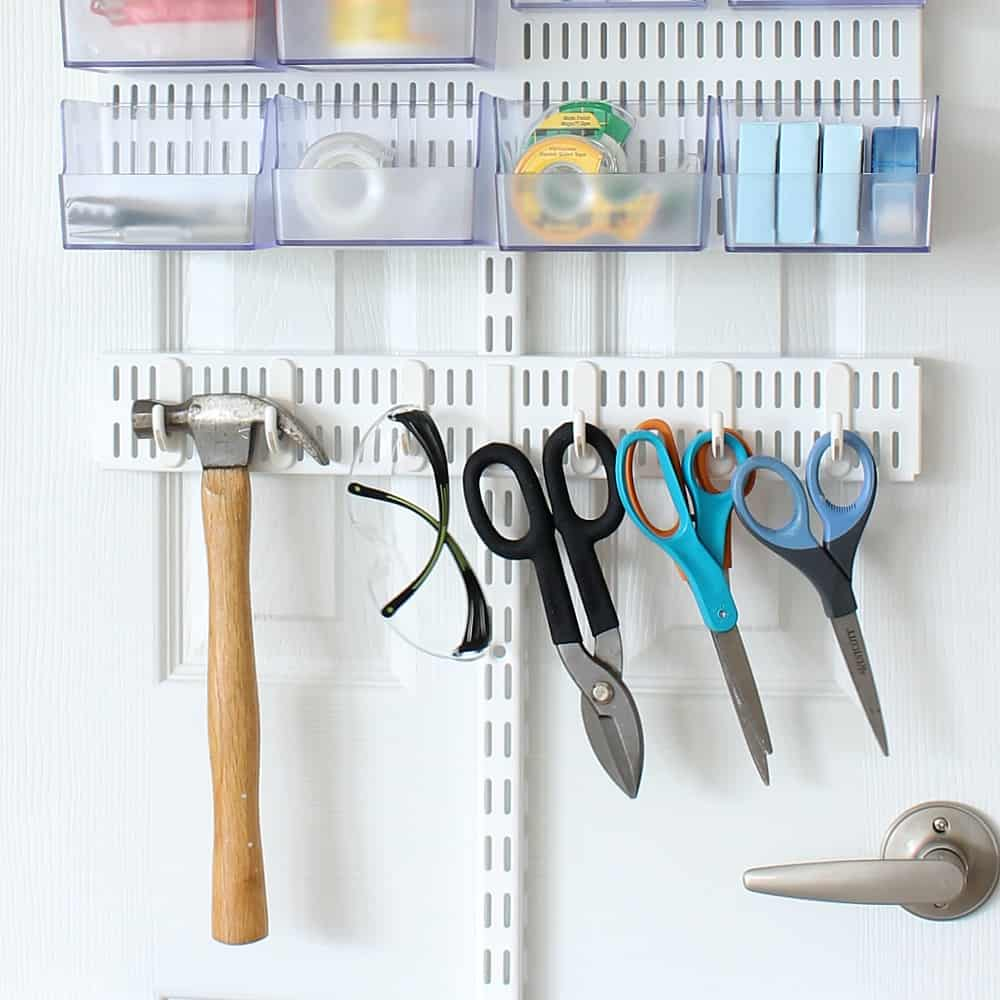 Craft Storage Solutions and Organizing Ideas