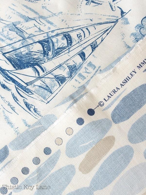 How To Make A Headboard Slipcover And Euro Sham fabrics.