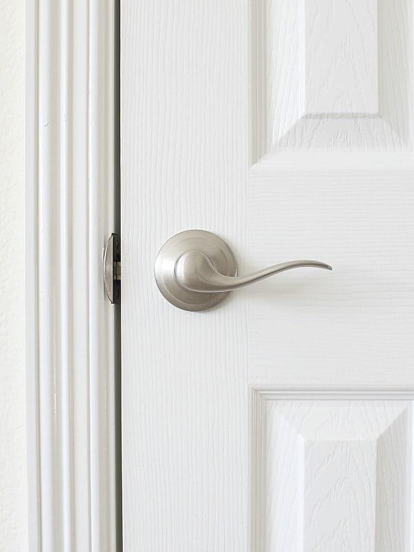 New Door Handles