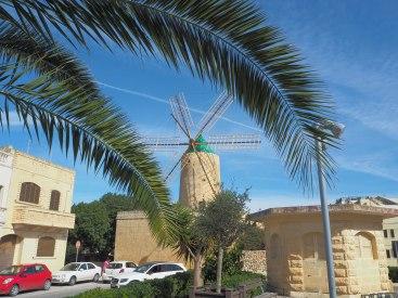 Ta' Kola Windmill built 1725