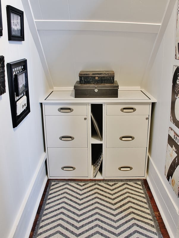 Built In File Cabinets