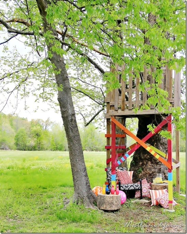 decorate-a-treehouse