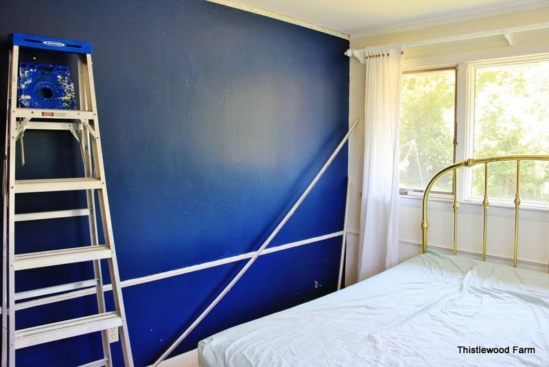 beach bedroom makeover