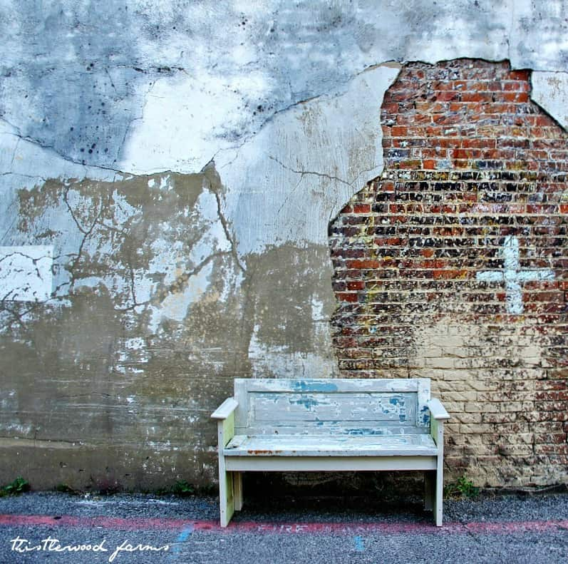transform door into bench