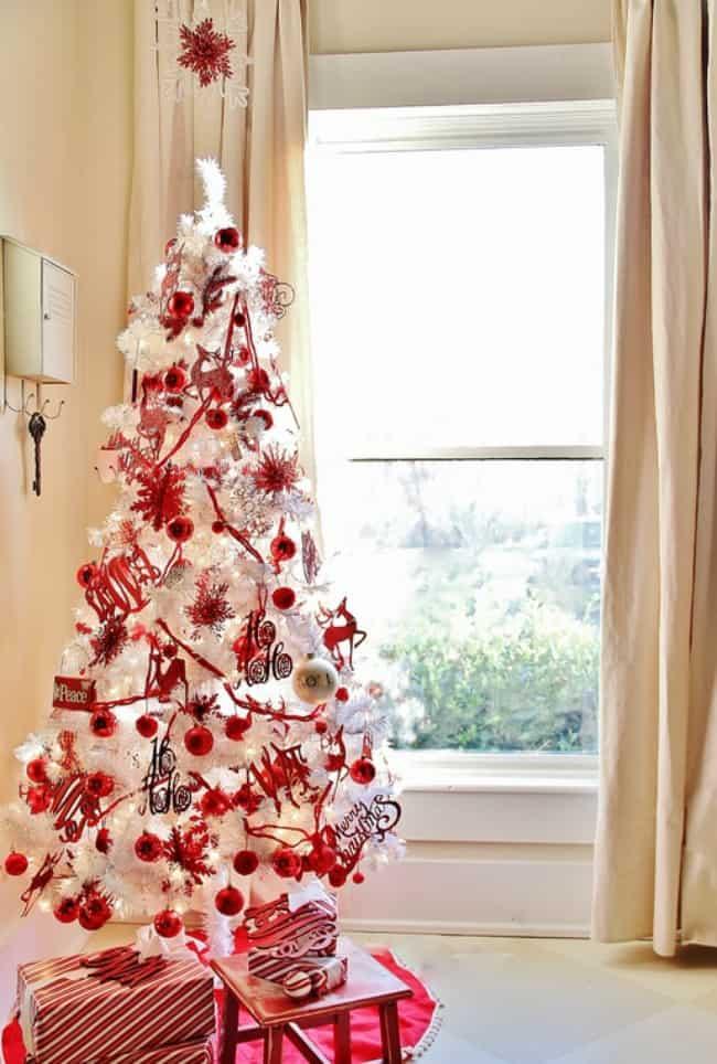 10 minute decorating ideas Christmas tree