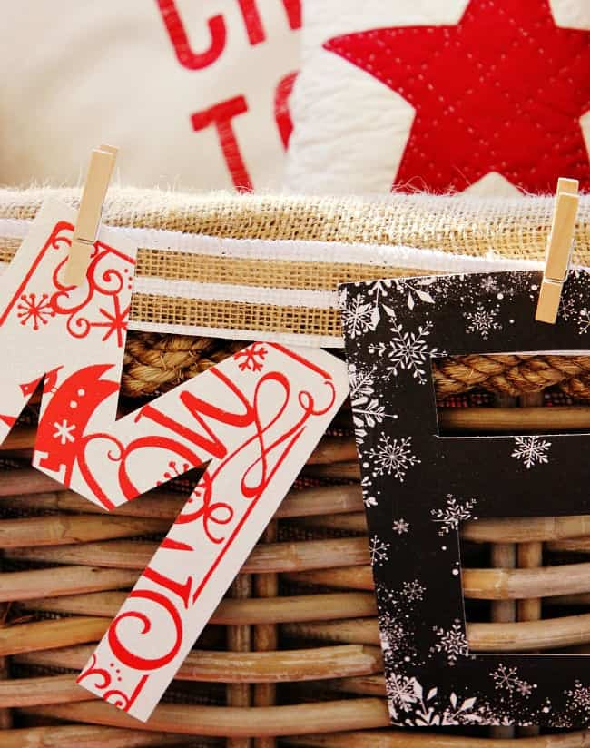 Christmas cards letter