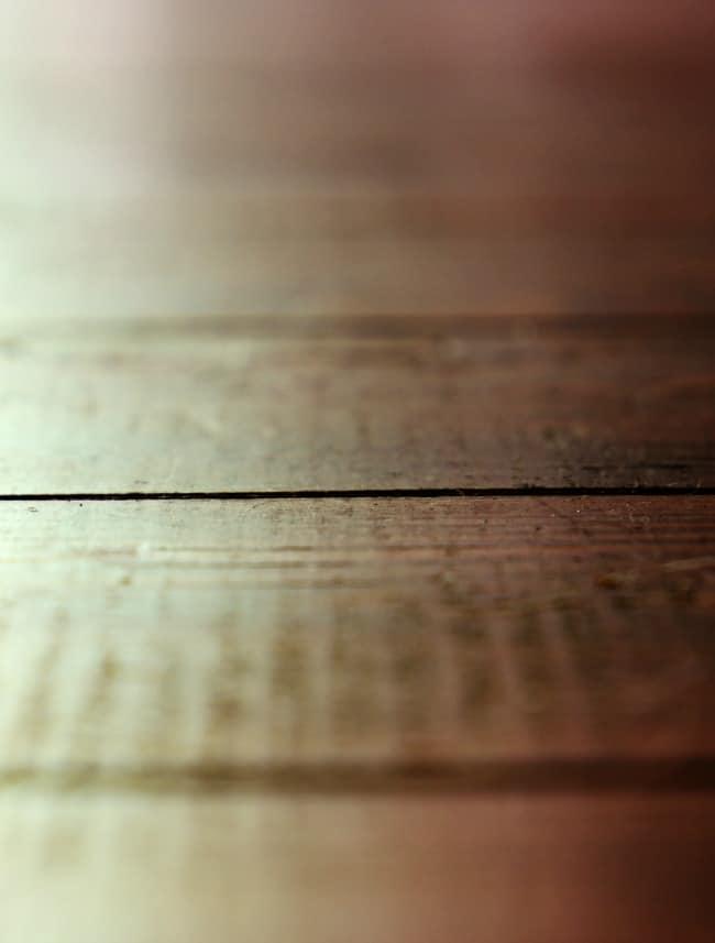 wood plank floors