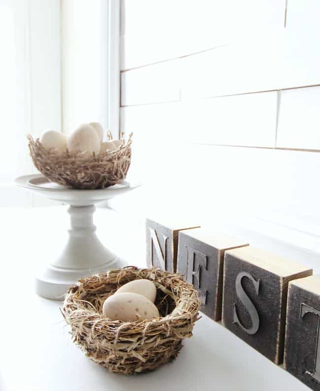 How to make your own twine nest