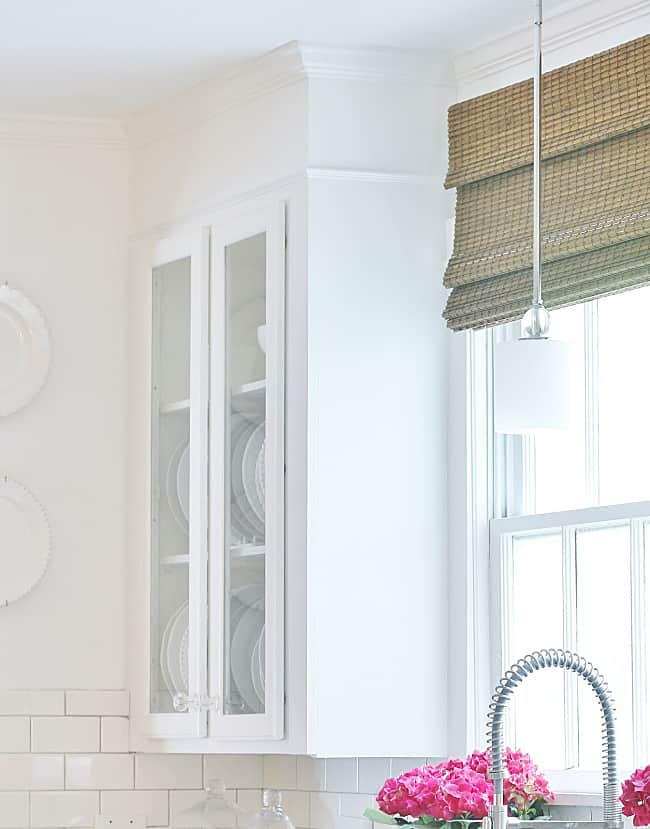 how to update a kitchen on a budget kitchen moldings