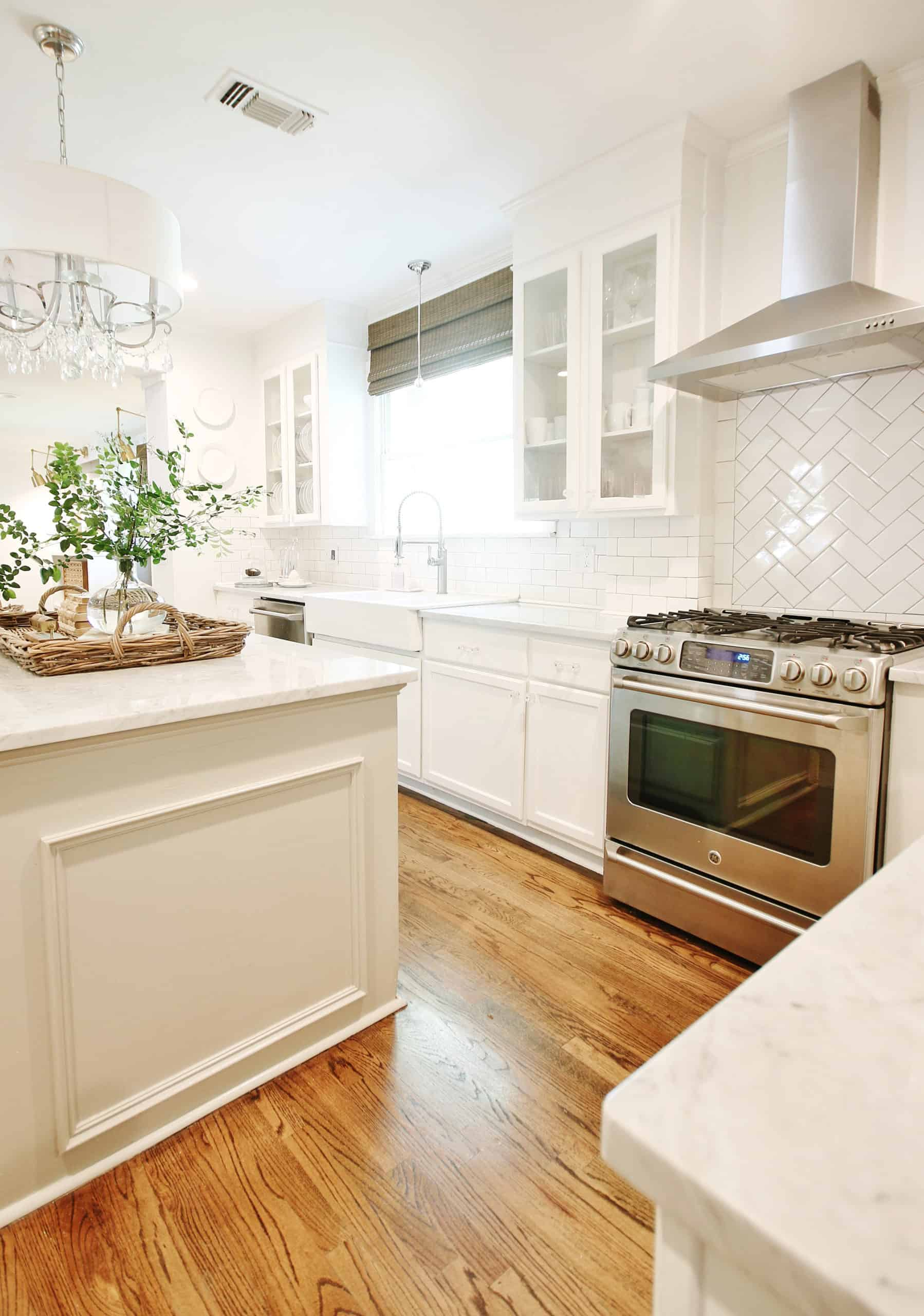 how to update a kitchen on a budget cabinets