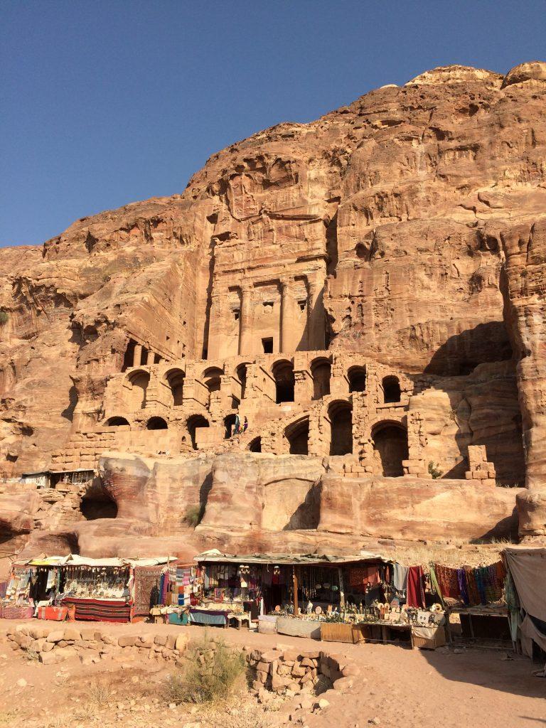 Royal Tombs Petra
