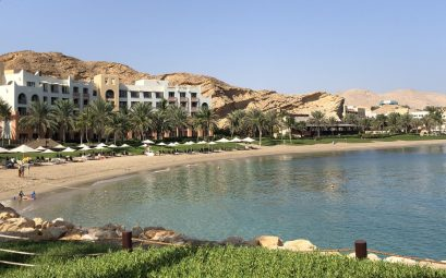 Review of Shangri-la Barr Al Jissah Resort