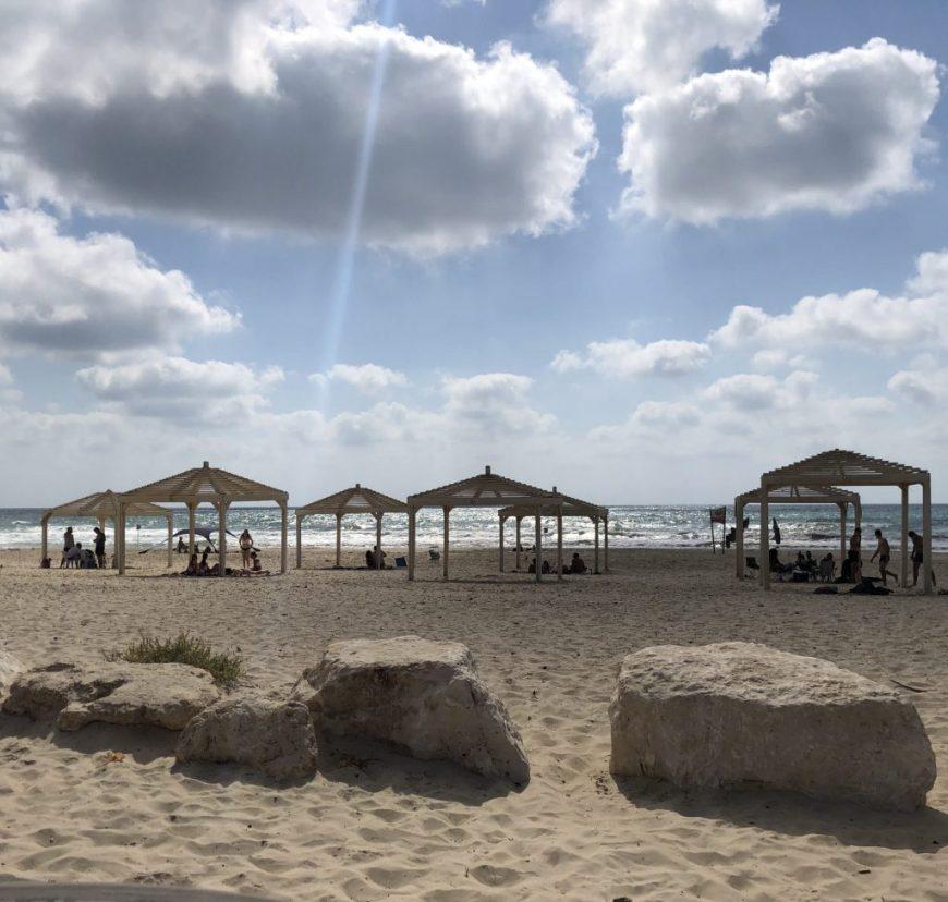 Best beaches in Israel - Beit Yanai