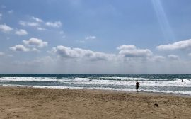 Israel's best beaches - Beit Yanai