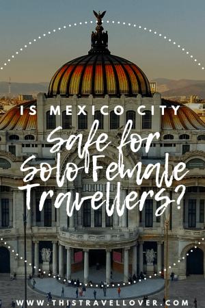 Solo travel anywhere can be daunting, but with Mexico's reputation, a lot of people have asked me if Mexico solo travel is safe, in particular in Mexico City. This huge, hectic behemoth certainly sounds scary, but solo travel in Mexico City can be an incredible experience. I spent four months in Mexico City as a solo female traveller, so got to know the city and fell in love with the people, food and culture here. I'll give you the truth about solo travel in Mexico City and answer for once and all if Mexico City is safe for solo female travellers. #CDMX #Mexico #MexicoCity #Femalesolotravel #traveltips #safety #safetytips