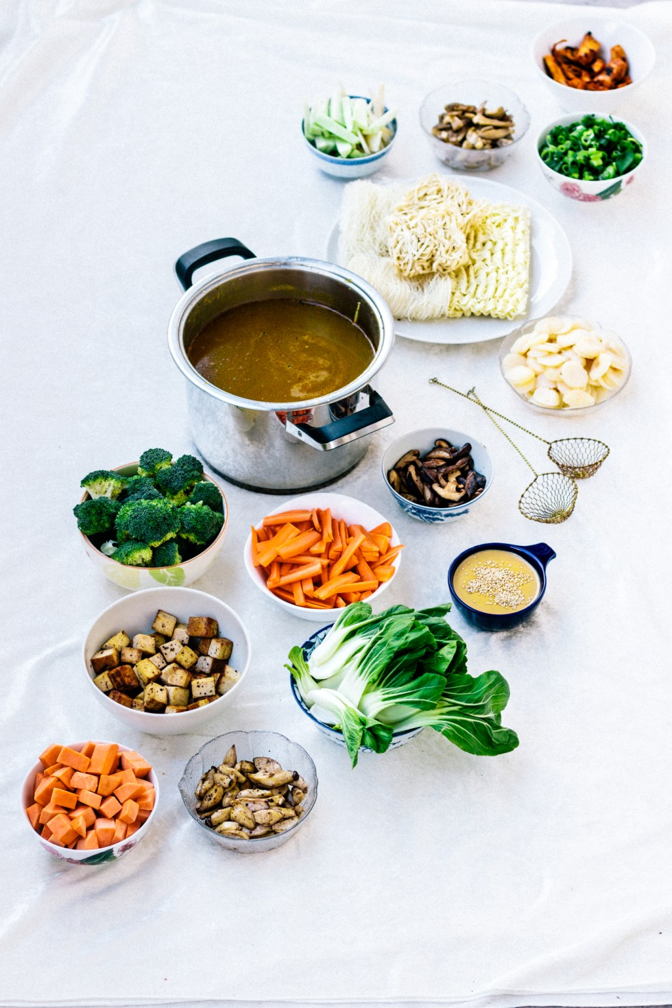 Vegan Chinese Hot Pot