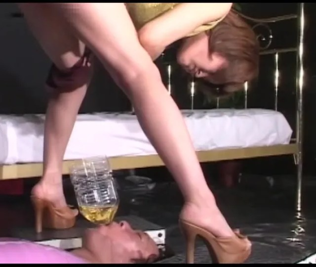 Extreme Japanese Femdom Scat Part 1