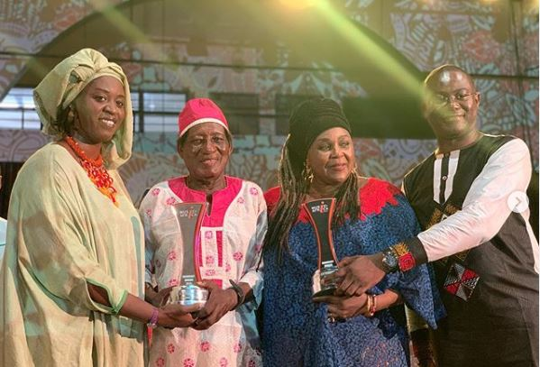 ACCESS 2019 : Ebo Taylor and Bibie Brew receive the Music In Africa Honorary Award