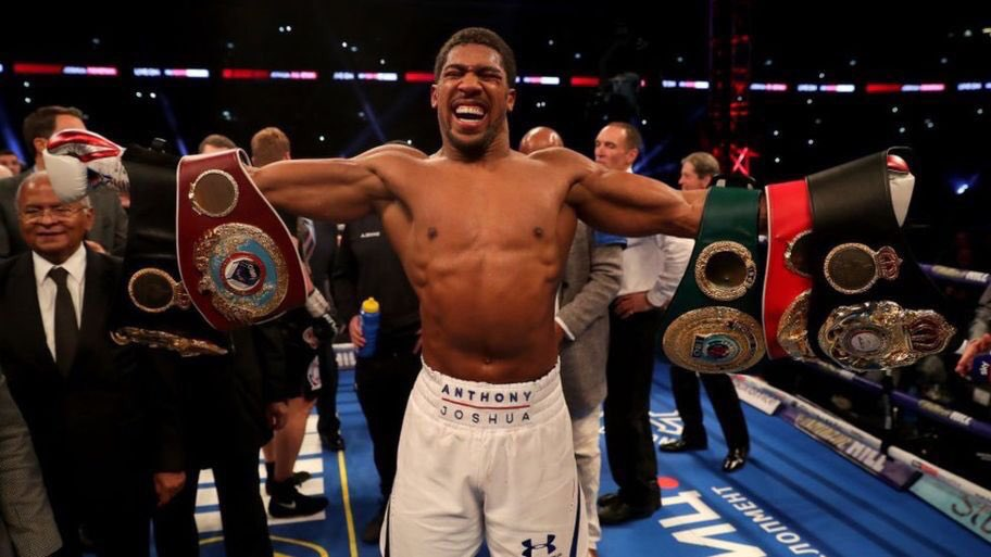 Anthony Joshua reclaims titles after beating Andy Ruiz by unanimous decision in their rematch.