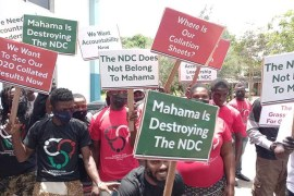 Ghanaians react to former President Mahama's 'Do or Die' Comment