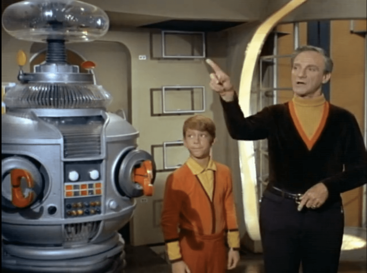 Roundtable Review Lost In Space Forbidden World