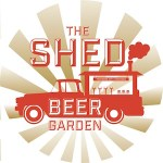 The Shed Beer Garden Logo