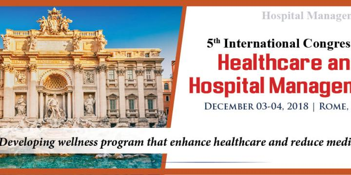 Healthcare & Hospital Management Congress Rome