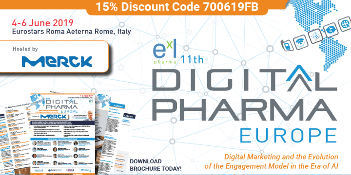 Digital Pharma Europe Rome