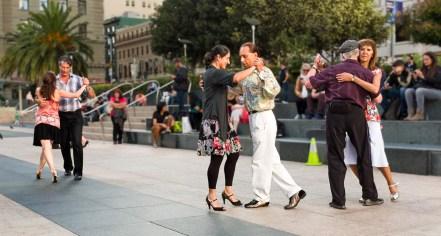 Tango at Union Square (San Francisco)