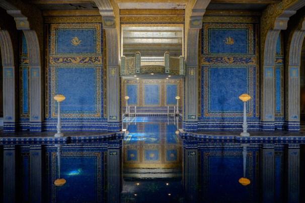 Hearst Castle Roman Pool