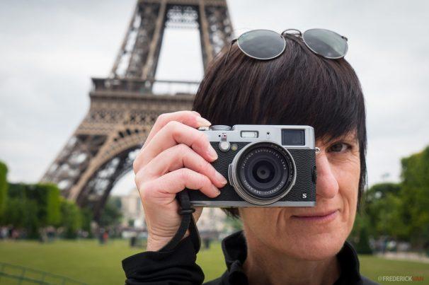Valerie Jardin with Fuji X100s