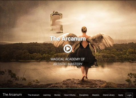 The_Arcanum_Front