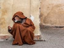 Marrakech Street Man