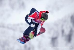 2014 Winter Olympics - Sochi, Russia Women's Slope Style - Sochi 2014 Great Britain's JONES JENNY
