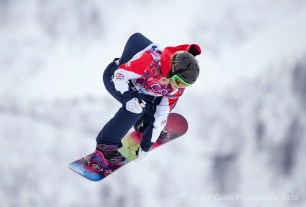2014 Winter Olympics - Sochi, Russia Women's Slope Style - Sochi 2014 Great Britain's JONES JENNY